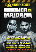 Marcos Maidana vs. Adrien Broner HD Blu-Ray