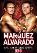 Juan Manuel Marquez vs. Mike Alvarado HD Blu-Ray