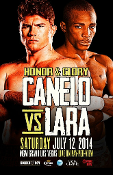Canelo Alvarez vs. Erislandy Lara HD Blu-Ray