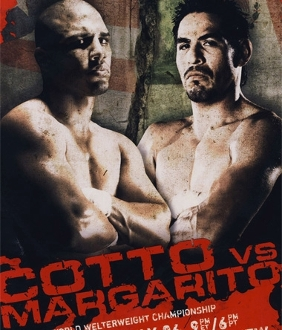 Antonio Margarito vs. Miguel Cotto I HD Blu-Ray