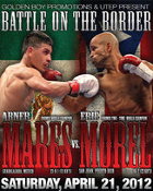 Abner Mares vs. Eric Morel HD Blu-Ray