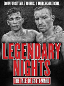 Legendary Nights - The Tale of Gatti-Ward HD Blu-Ray