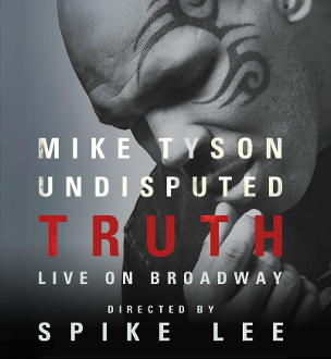 Mike Tyson: Undisputed Truth HD Blu-Ray