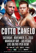 Canelo Alvarez vs. Miguel Cotto HD Blu-Ray