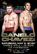 Canelo Alvarez vs. Julio Cesar Chavez Jr. HD Blu-Ray