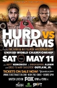 Julian Williams vs. Jarrett Hurd HD Blu-Ray