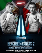 Miguel Berchelt vs. Francisco Vargas II HD Blu-Ray