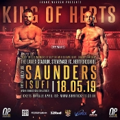 Billy Joe Saunders vs. Shefat Isufi HD Blu-Ray