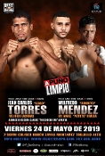 Wilfredo Mendez vs. Janiel Rivera HD Blu-Ray