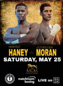 Devin Haney vs. Antonio Moran HD Blu-Ray
