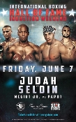 Cletus Seldin vs. Zab Judah HD Blu-Ray