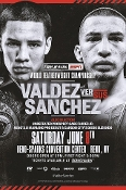 Oscar Valdez vs. Jason Sanchez HD Blu-Ray