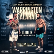 Josh Warrington vs. Kid Galahad HD Blu-Ray